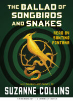 The Ballad of Songbirds and Snakes: A Hunger Games Novel Audiobook