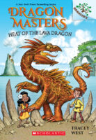 Dragon Masters #18: Heat of the Lava Dragon
