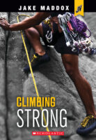 Jake Maddox JV: Climbing Strong