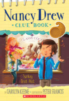 Nancy Drew Clue Book #12: Turkey Trot Plot