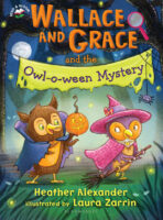 Wallace and Grace and the Owl-o-ween Mystery