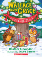 Wallace and Grace and the Gift Thief