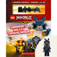 LEGO® NINJAGO®: Garmadon's Bad Guy Training Manual