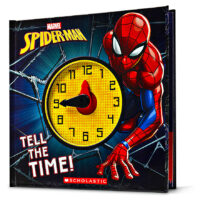 Marvel Learning: Spider-Man: Tell the Time!