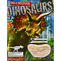 Dig & Discover: Dinosaurs!