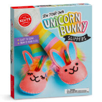 Klutz® Sew Your Own Unicorn Bunny Slippers