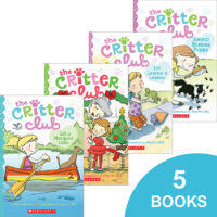 The Critter Club Friendship 5-Pack