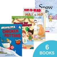 Snowy Fun Reader Pack