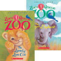 Zoe's Rescue Zoo Pack