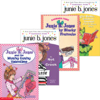 Junie B. Jones® Winter 4-Pack