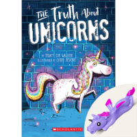The Truth About Unicorns Book Plus Unicorn Flinger