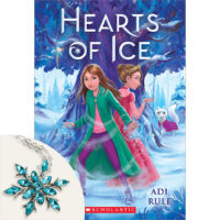Hearts of Ice Plus Necklace