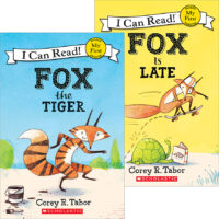 Fox the Tiger Reader Pack