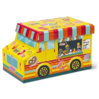 Food Truck Desk Set