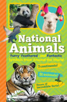 National Animals: Furry, Feathered, and Fantastic Symbols from Around the World