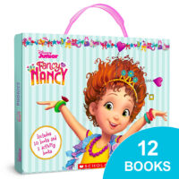 Disney Learning: Fancy Nancy Phonics Box Set