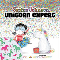 Sophie Johnson, Unicorn Expert Book Plus Stickers
