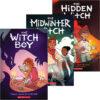 The Witch Boy Trio