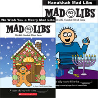 Holiday Mad Libs® Pack
