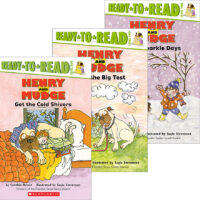Henry and Mudge 3-Pack