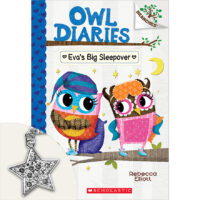 Owl Diaries #9: Eva's Big Sleepover Set