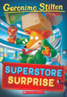 Geronimo Stilton #76: Superstore Surprise
