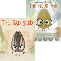The Good Egg and Bad Seed Pack