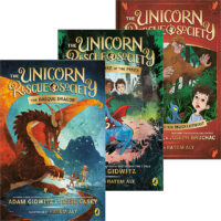 The Unicorn Rescue Society 3-Pack