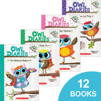 Owl Diaries #1–#12 Pack