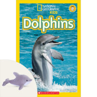 National Geographic Kids™: Dolphins Book Plus Plush