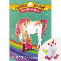 Unicorn Academy: Scarlett and Blaze Plush Set