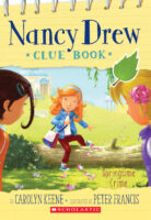 Nancy Drew Clue Book #9: Springtime Crime