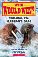 Who Would Win?® Walrus vs. Elephant Seal