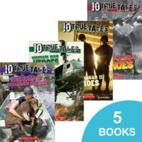 10 True Tales Heroes of History Pack