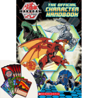 Bakugan® Battle Planet: The Official Character Handbook Plus Cards