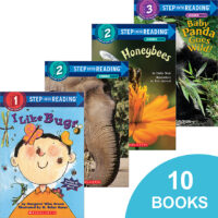 All About Animals Reader Pack