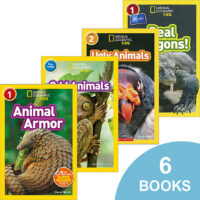 National Geographic Kids™ Wacky Animals Pack