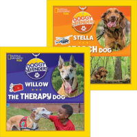 National Geographic Kids™: Doggy Defenders Pack