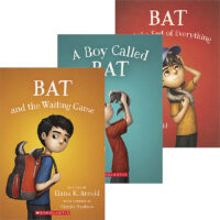 A Boy Called Bat 3-Pack