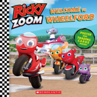 Ricky Zoom: Welcome to Wheelford