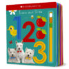 Scholastic Early Learners: Trace and Slide 123
