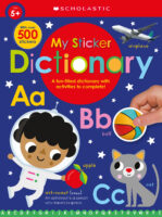 Scholastic Early Learners: My Sticker Dictionary