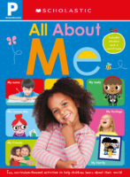 Scholastic Early Learners: All About Me Workbook