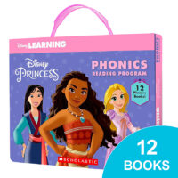 Disney Learning: Disney Princess Phonics Reading Program
