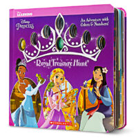 Disney Learning: Disney Princess: Royal Treasure Hunt