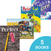 Best Silly Books to Read Together Pack