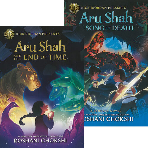 Aru Shah And The Tree Of Wishes Cover