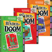 The Binder of Doom #1–#3 Pack