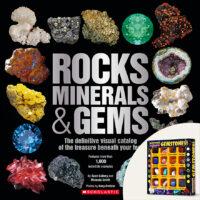Rocks, Minerals & Gems Plus Mini Rock Collection