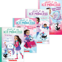 Diary of an Ice Princess 4-Pack